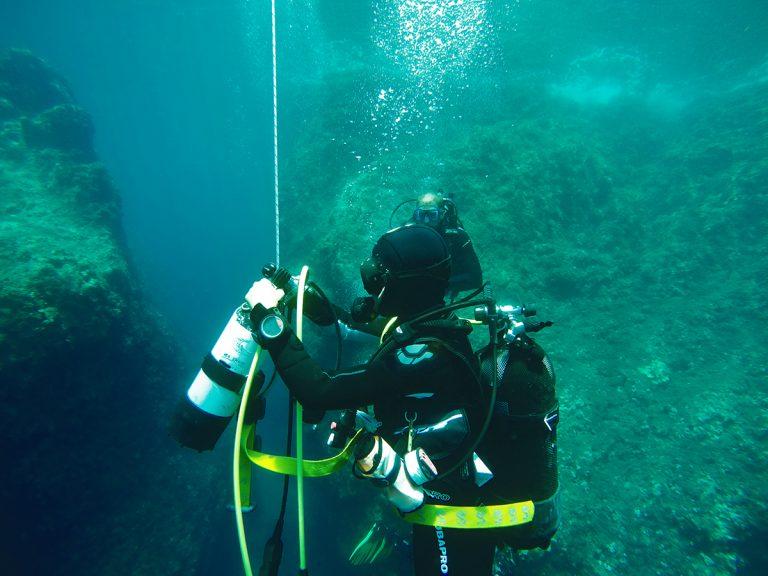 Corso Dive Master Seaspirit 3