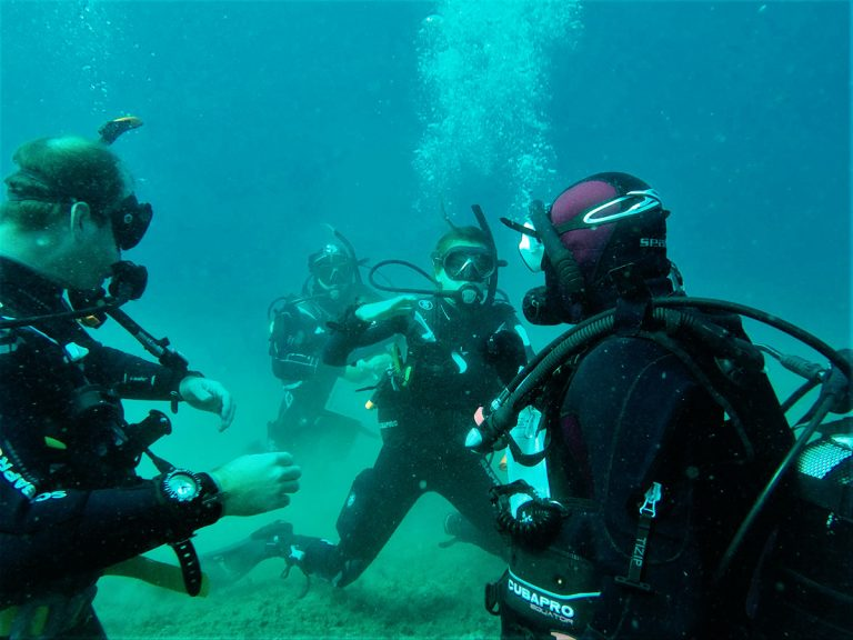 Corso Dive Master Seaspirit 2