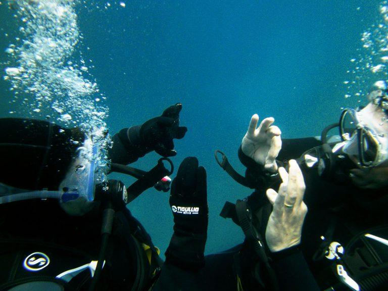 corso scuba driver