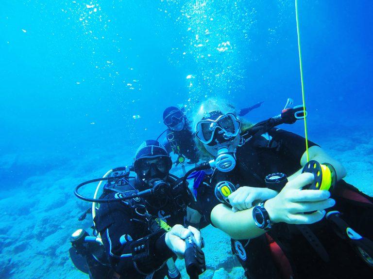 Corso Dive Master Seaspirit