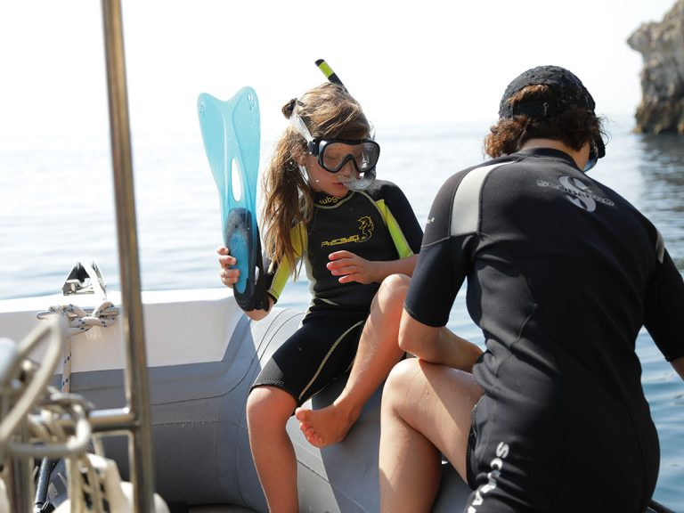 Snorkeling-taormina-isola-bella-sea-spirit