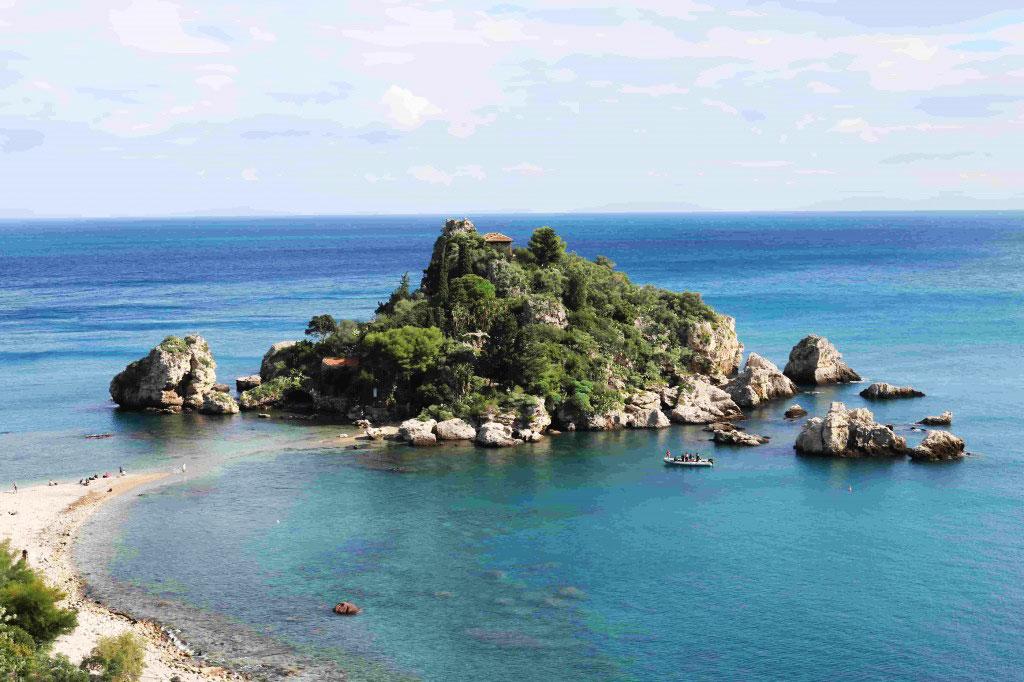 PADI GO PRO in Taormina, Sicily, Italy