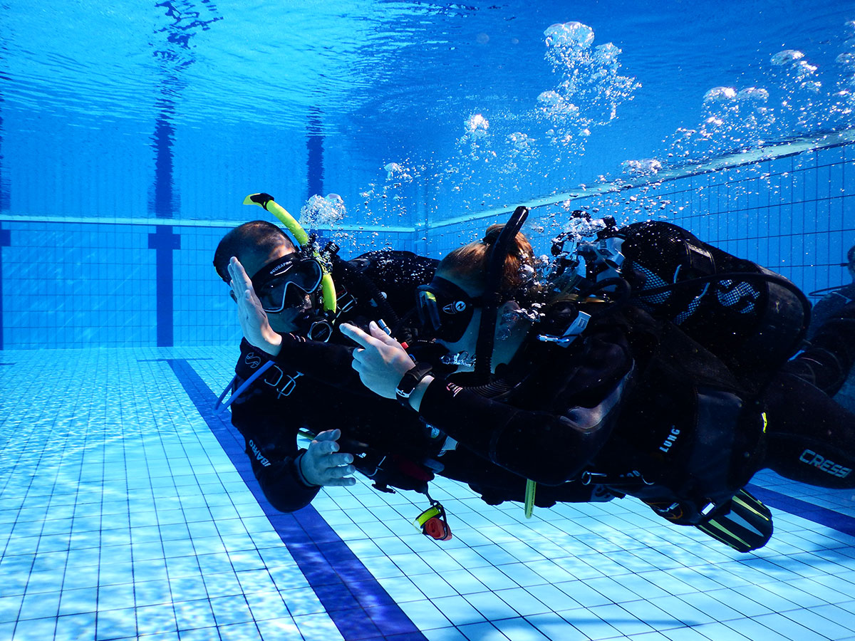 PADI Open Water Diver Course May