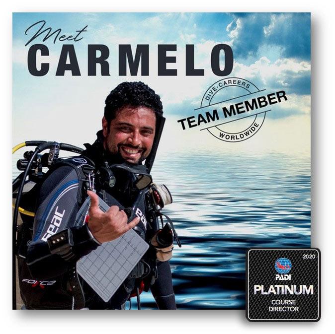 Carmelo Sgroi - Padi Platinum Course Director