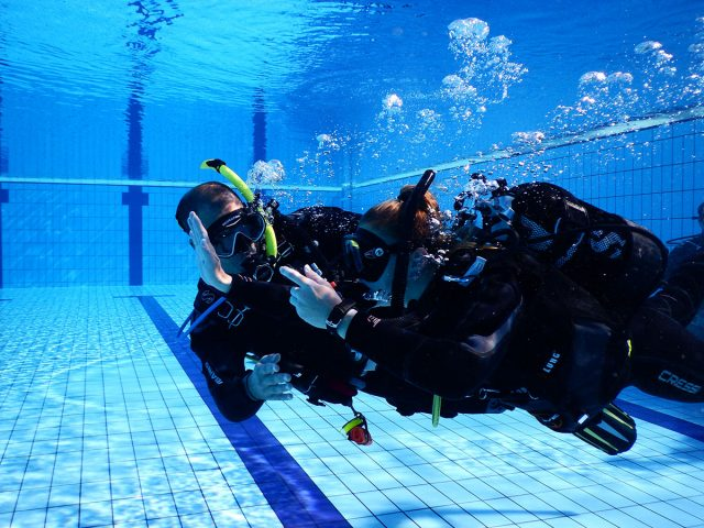 PADI Open Water Diver Course Confined Session