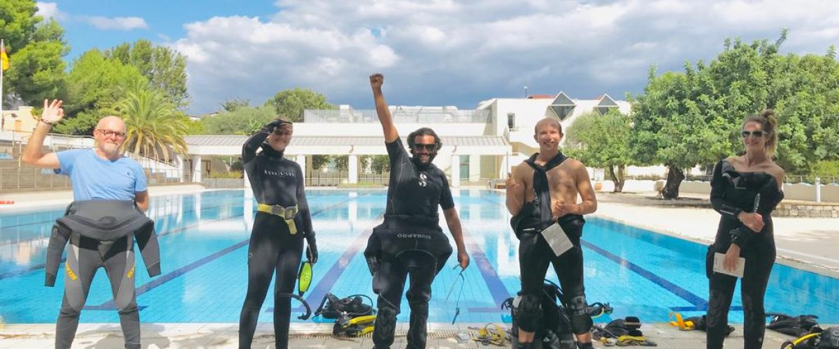 padi instructor development course sicily